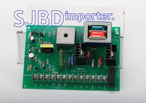 DC Motor Control Circuit Board