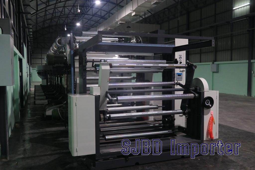 Printer Manual ASY 1100 8 colors