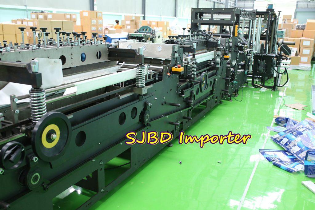 WSD – 600C Thee – side Sealong