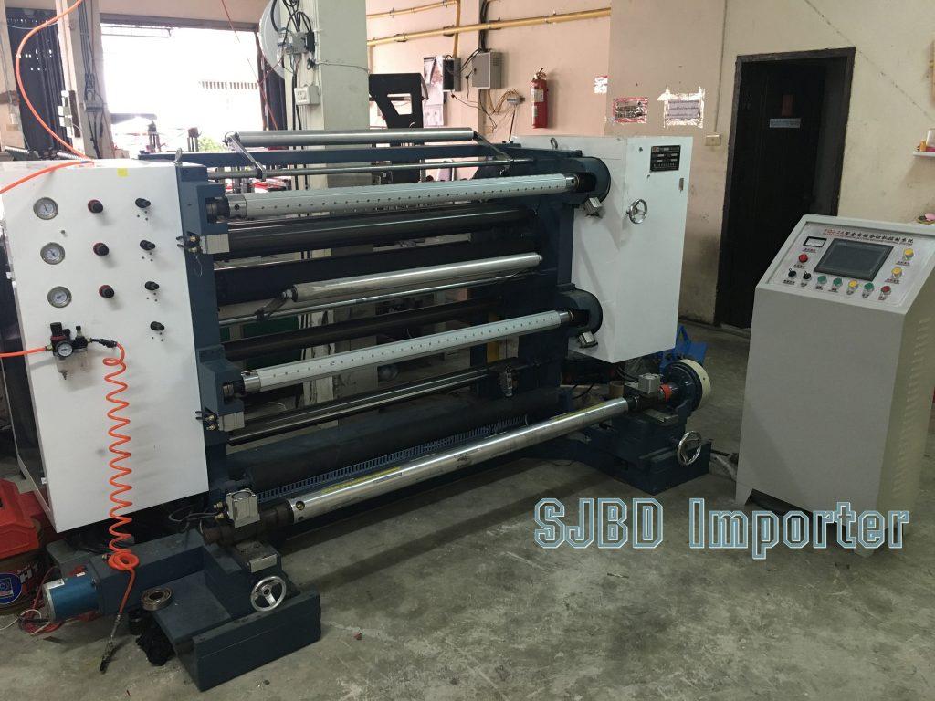 HIGH SPEED HOSE BAG CUTTING MACHINE MODEL H8GN-450X2