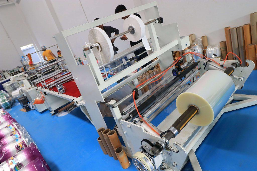 DZT2 folding machine
